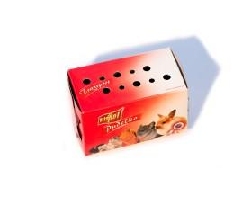 Картонная транспортная коробка для животных - Vitapol - 14 x 8 x 7 см - арт.: ZVP-4900