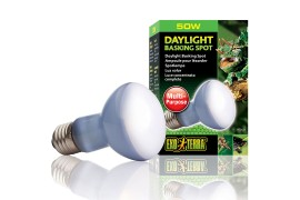 Лампа для баскинга - Exo-Terra Daylight Basking Spot - R20 / 50 Вт - арт.: PT2131