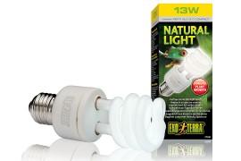 Лампа с УФ с полным спектром - Exo-Terra Natural Light (ex. Repti Glo 2.0) - 13 Вт - арт.: PT2190