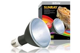 Лампа с УФ имитирующая солнце - Exo-Terra Sunray Bulb - 35 Вт - арт.: PT2326