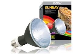 Лампа с УФ имитирующая солнце - Exo-Terra Sunray Bulb - 50 Вт - арт.: PT2327