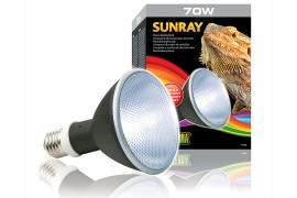 Лампа с УФ имитирующая солнце - Exo-Terra Sunray Bulb - 70 Вт - арт.: PT2328