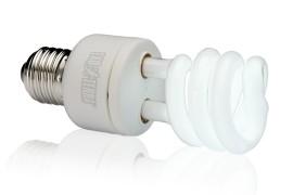 Лампа с УФ для пустынных террариумов - Exo-Terra Reptile UVB200 - 13 Вт - арт.: PT2340