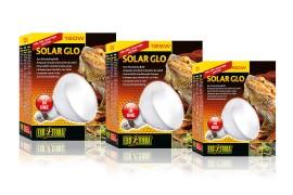 Лампа с УФ имитирующая солнце - Exo-Terra Solar Glo - 80 Вт - арт.: PT2334