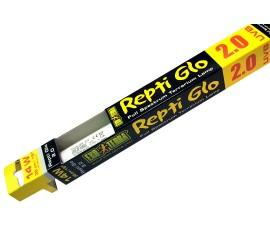 Люминесцентная лампа с УФ - Exo-Terra Repti Glo 2.0 - 14 Вт / 38 см / T8 - арт.: PT2149