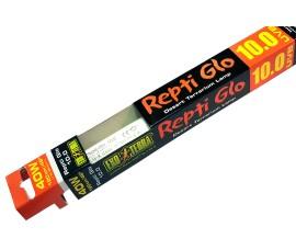 Люминесцентная лампа с УФ - Exo-Terra Repti Glo 10.0 - 40 Вт / 120 см / T8 - арт.: PT2175