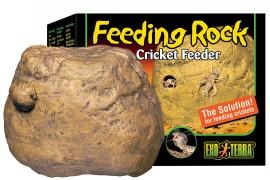 Кормушка-камень с дозатором - Exo-Terra Reptile Cricket Feeder - арт.: PT2821