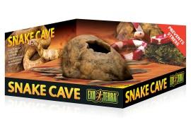 Укрытие-пещера для змей - Exo-Terra Snake Cave - Medium - арт.: PT2846