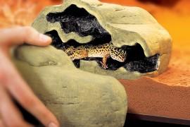 Пещера-лабиринт для рептилий и амфибий - Exo-Terra Reptile Den - Large - арт.: PT2863