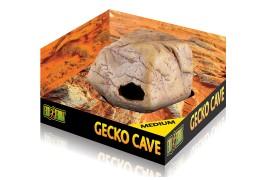 Укрытие-пещера для геккона - Exo-Terra Gecko Cave - Medium - арт.: PT2865