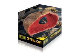 """Укрытие """"Кристаллическая пещера"""" - Exo-Terra Crystal Cave - Medium - арт.: PT2867"""