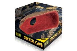 """Укрытие """"Кристаллическая пещера"""" - Exo-Terra Crystal Cave - Large - арт.: PT2868"""
