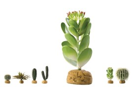 Растение иск. - Exo-Terra Desert Ground Plants - Jade Cactus - арт.: PT2984
