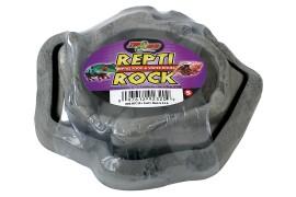 Поилка и кормушка (комплект) - Zoo Med Combo Repti Rock Food / Water Dish - Size: SM - арт.: WFC-20E