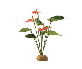 Растение иск. - Exo-Terra Rainforest Ground Plants - Anthurium Bush - арт.: PT2992
