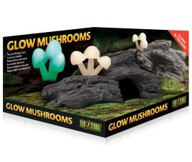 """Укрытие-декорация """"Светящиеся грибы"""" - Exo-Terra Glow Mushrooms - арт.: PT2843"""