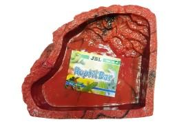 Кормушка-поилка угловая - JBL ReptilBar XL - 20 x 21 x 5 см - арт.: 7106300