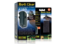 Компактный фильтр - Exo-Terra Repti Clear F150 - арт.: PT2095