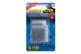 Мешочки с активированным углем к внешнему фильтру Exo-Terra Turtle Filter FX-200 - 2 шт. - арт.: PT3638