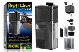 Компактный фильтр - Exo-Terra Repti Clear F250 - арт.: PT3610