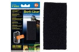 Комплект губок тонкой очистки к фильтру Exo-Terra Repti Clear F250 - 2 шт. - арт.: PT3616