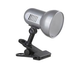 Светильник на прищепке - Camelion Light Solution H-035 / Е27 - Макс. 60 Вт (серый) - арт.: AU-0106