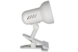 Светильник на прищепке - Camelion Light Solution H-035 / Е27 - Макс. 60 Вт (белый) - арт.: AU-107