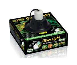 Светильник навесной для ламп накаливания - Exo-Terra Glow Light - 21 см - арт.: PT2054