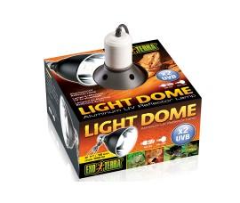 Светильник навесной для ламп накаливания - Exo-Terra Light Dome - 18 см - арт.: PT2057
