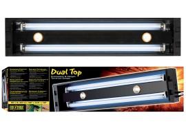Светильник для террариумов Exo-Terra - Exo-Terra Dual Top Large - арт.: PT2233