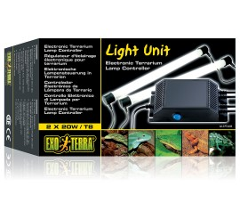 Пускатель - Exo-Terra Light Unit - T8/T10 - 2 x 20 Вт - арт.: PT2235