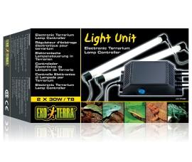 Пускатель - Exo-Terra Light Unit - T8/T10 - 2 x 30 Вт - арт.: PT2237