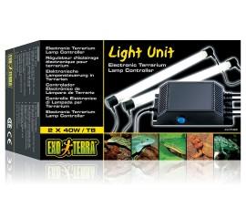 Пускатель - Exo-Terra Light Unit - T8/T10 - 2 x 40 Вт - арт.: PT2239