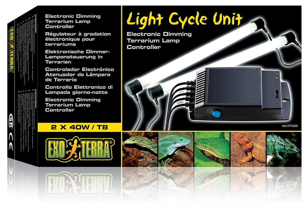Пускатель с плавным запуском Exo Terra Light Cycle Unit