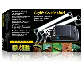 Пускатель с плавным запуском - Exo-Terra Light Cycle Unit - T8 / 2 x 40 Вт - арт.: PT2245