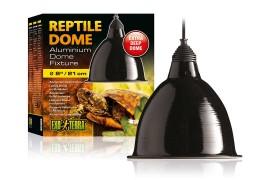 Светильник для ламп накаливания - Exo-Terra Reptile Dome - 21 см - до 160 Вт - арт.: PT2349