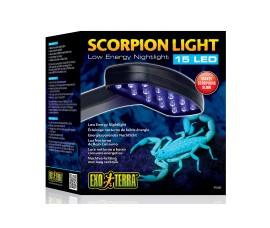 Светильник ночной для скорпионов - Exo-Terra Scorpion Light - арт.: PT2365