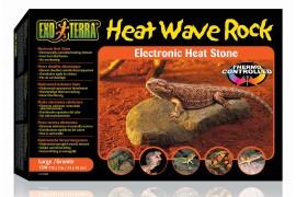 Декоративный камень с обогревателем - Exo-Terra Heat Wave Rock - 15 Вт - 31 x 18 x 6 см - арт.: PT2004