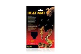 Термоковрик - Exo-Terra Heat Mat - 4 Вт - 10 x 12,5 см - арт.: PT2015
