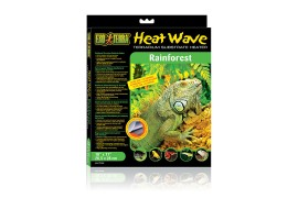 Термоковрик - Exo-Terra Heat Wave Rainforest - 8 Вт - 26,5 x 28 см - арт.: PT2024