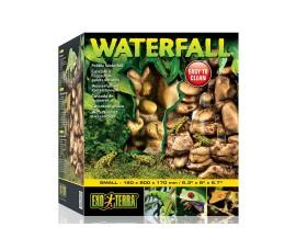 Водопад для тропического террариума - Exo-Terra Waterfall Small - 16 x 20 x 17 см - арт.: PT2910
