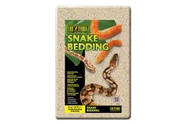 Грунт для террариума со змеями - Exo-Terra Snake Bedding - 8,8 л - арт.: PT2767