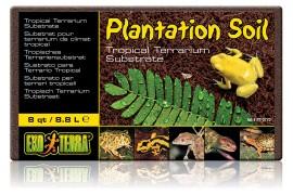 Кокосовая крошка - Exo-Terra Plantation Soil (brick) - 8,8 л - арт.: PT2770