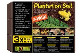 Кокосовая крошка - Exo-Terra Plantation Soil (brick) - 26,4 л - арт.: PT2771