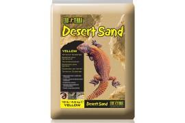 Песок для террариума - Exo-Terra Desert Sand - 4,5 кг - желтый - арт.: PT3103