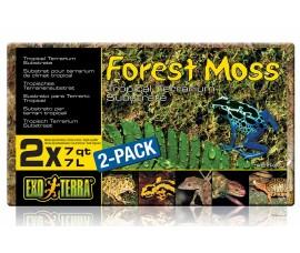 Лесной мох - Exo-Terra Forest Moss (brick) - 14 л - арт.: PT3095