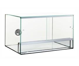 Террариум стеклянный - Aquael - 60 x 30 x 30 см - 54 л - арт.: 102665