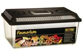 Пластиковый многоцелевой террариум - Exo-Terra Faunarium - 360 x 210 x 160 мм (пл. средний) - арт.: PT2300