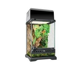 Террариум стеклянный - Exo-Terra Natural Terrarium - 20 x 20 x 30 см (серия Nano) - арт.: PT2601
