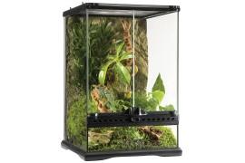 Террариум стеклянный - Exo-Terra Natural Terrarium - 30 x 30 x 45 см (серия Mini) - арт.: PT2602